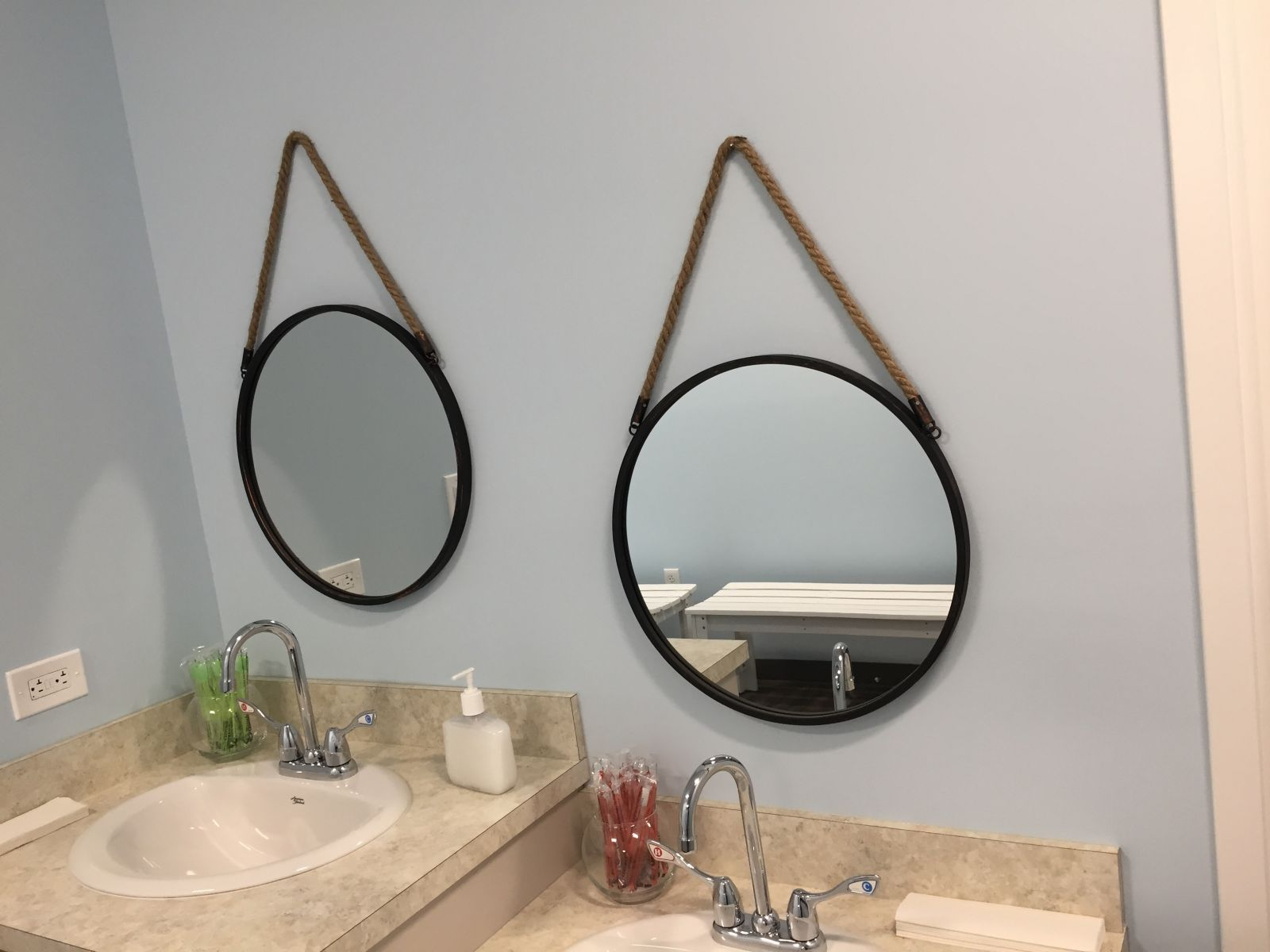 Office Mirror To See Behind You Office Designs